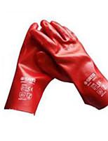 Skadden pvc gants de protection chimique portant des gants de travail travaux de protection industriels
