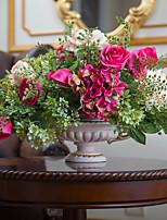 1 Rama Flor de Mesa Flores Artificiales