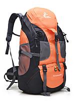 50 L Заплечный рюкзак Восхождение Спорт в свободное время Отдых и туризмВодонепроницаемость Защита от пыли Пригодно для носки