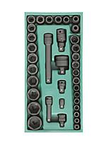 SATA Pneumatic Sleeve 36 Pieces 09914 Manual Tool Set