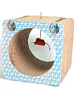 Cat Toy Pet Toys Interactive Mouse Toy Scratch Pad Durable Paper