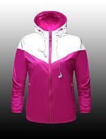 LEIBINDI® Women's Outdoor Jacket Sport Hiking Fishing Breathable  Windproof Sunproof Sunscreen Windproof Light Jacket