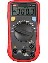 Gamme de gamme automatique multimètre du couvercle ut 136 test de diode affichage à basse pression