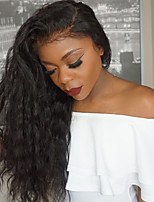 Natural Wave Brazilian Lace Front Human Hair Wigs with Baby Hair 8-26inch Lace Front Wigs for Black Women Natural Hairline Unprocessed Human Hair Wigs