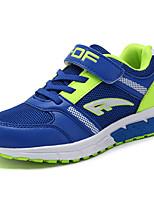 Atletické boty-Tyl-Pohodlné-Chlapecké-Tmavomodrá Černá a modrá Námořnická modř-Běžné-Plochá podrážka