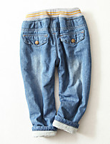 Boys' Casual/Daily Solid Jeans-Cotton All Seasons