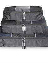 Travel Luggage Organizer / Packing Organizer Toiletry Bag Travel Storage Waterproof Portable Net Fabric