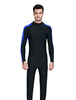Sports Men's Full Wetsuit Breathable Quick Dry Compression Neoprene Diving Suit Long Sleeve Diving Suits-Diving Spring Summer Classic