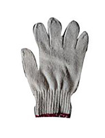 Star Winter Gloves Work Gloves Yarn Industrial Protective Gloves 12 / Pair Work