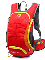 15 L Backpack Camping & Hiking Traveling Wearable Breathable Moistureproof