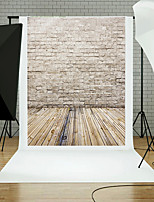 Baby Background Photo StudioProps Brick Wall Photography Backdrops Vinyl 5x7ft