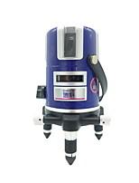 Deke® 5line 635nm инфракрасная лазерная маркировка инструмент выравнивающий линейный лазер