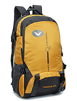 45 L Rucksack Camping & Wandern Klettern Legere Sport Regendicht Staubdicht Multifunktions Atmungsaktiv