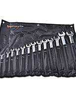 Steel Shield 14 Piece Set Fine Polishing English Wrench /1 Set