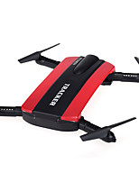 JXD523 RED 4CH 2.4G with Camera WIFI 3D Roll Quadcopter FPV Drone