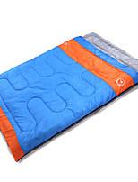 Sleeping Bag Rectangular Bag Double -10~5 T/C Cotton 200X150 Camping Outdoor Keep Warm 自由之舟骆驼