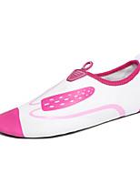 Женские бездельники&Slip-ons весна лето комфорт пару обувь легкая подошва ткань открытый фуксия выше по течению обувь
