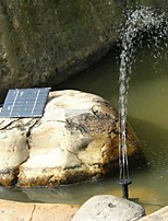 Water Pump Solar Panel Garden Plants Watering Power Fountain Pool Solar water Pump for Fountain Garden Pond