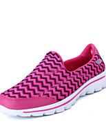Women's Loafers & Slip-Ons Spring Fall Comfort PU Outdoor Flat Heel