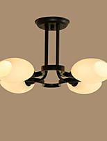 Montage du flux ,  Traditionnel/Classique Autres Fonctionnalité for LED MétalSalle de séjour Chambre à coucher Salle à manger