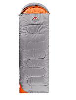 Спальный мешок Прямоугольный Односпальный комплект (Ш 150 x Д 200 см) 5 Пористый хлопок75 Походы Сохраняет тепло Переносной