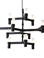 Personalized Adjustable Direction Art Chandelier Bedroom Living Room Lamp Bar Chandelier l
