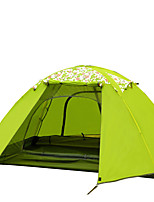 LYTOP/飞拓 3-4 persons Tent Double Fold Tent One Room Camping Tent Fiberglass OxfordWaterproof Breathability Ultraviolet Resistant