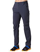Homme Pantalon/Surpantalon Camping / Randonnée Pêche Hors piste Séchage rapide Pare-vent Vestimentaire Anti-transpiration Printemps Eté
