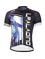 Breathable And Comfortable Paladin Summer Male Short Sleeve Cycling Jerseys DX745