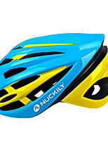Nuckily casque de vélo cyclisme pc / eps 15 casier de protection casque de protection