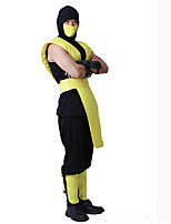 Inspired by Cosplay Cosplay Anime Cosplay Costumes Cosplay Suits Solid Tops Pants Gloves More Accessories For Male