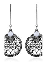 Women's Earrings Set Basic Metallic Vintage Rhinestone Alloy Jewelry For Gift Evening Party Stage Club Street