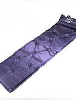 Moistureproof/Moisture Permeability Inflated Mat Purple Hiking Camping
