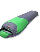Sleeping Bag Mummy Bag Single -25-15-0 Duck Down 215X75 Camping Outdoor Keep Warm 自由之舟骆驼