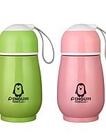 1pc deportes drinkware 300 ml calor retención novio regalo novia regalo acero inoxidable jugo agua vaso taza de vacío