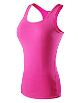 Frauen Sport Sporttraining Strumpfhosen Fitness laufen Yoga Kleidung Stretch kurz Hülse T - Shirt