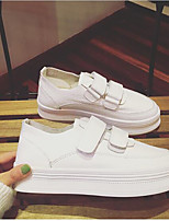 Women's Sneakers Spring Comfort Leather Casual