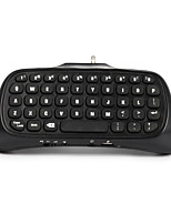 DOBE PS4 / PS4 SLIM 2.4 G Wireless Keyboard Handle TP4-022