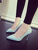 Women's Heels Spring Summer Comfort OL Style Pump Fashion All Match Office & Career Party & Evening Stiletto Heel