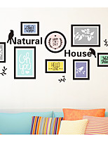 Simple Background Photo Wall Stick The Sitting Room The Bedroom Decorates
