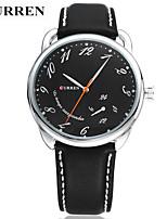Жен. Муж. Спортивные часы Нарядные часы Смарт-часы Модные часы Наручные часы Уникальный творческий часы Китайский КварцевыйЗащита от
