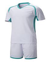 Unisexe Football Survêtement Respirable Confortable Printemps Eté Hiver Automne Couleur Pleine Polyester Football