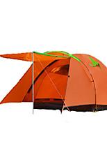 LYTOP/飞拓 3-4 человека Световой тент Двойная Складной тент Двухкомнатная Палатка Стекловолокно ОксфордВодонепроницаемый