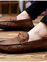 Men's Sneakers Spring Comfort Cowhide Casual