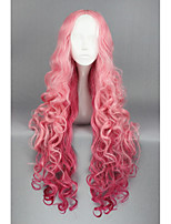 Long Uta No Prince Sama-Ringo Tsukimiya Pink Mixed 36inch Anime Cosplay Wigs CS-161A