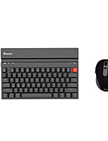 Multi-connection Wireless Mechanical Keyboard and Mouse for PC and Smartphone(Special Version) for Non-iOS Users
