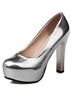 Women's Heels Spring Fall Comfort Leatherette Party & Evening Dress Casual Stiletto Heel