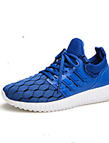 Men's Sneakers Spring Summer Mary Comfort Tulle Outdoor Athletic Casual Flat Heel Lace-up Running