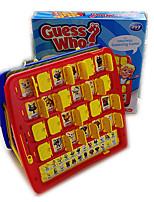 Jogo de Tabuleiro Brinquedos Jogos & Quebra-Cabeças Quadrangular Brinquedos Plástico