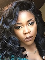 8A Quality Loose Wave Wigs 130% Hair Density Human Hair Wigs  Glueless Lace Front Wigs With Baby Hair For Black Women